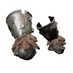 Barbarian War Gloves