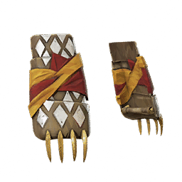 Bear Claw War Gloves